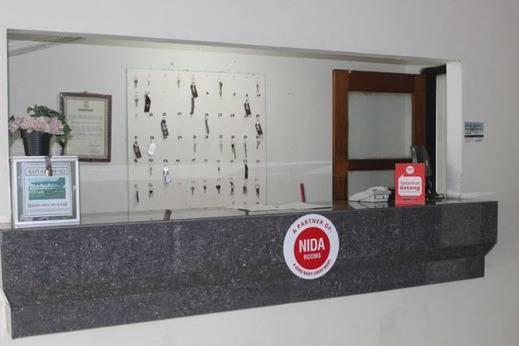 NIDA Rooms Kota Jambi Kapt Pattimura Jambi - Resepsionis