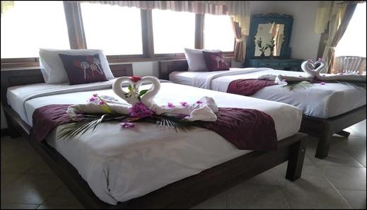 Amerta Sari Bali - room