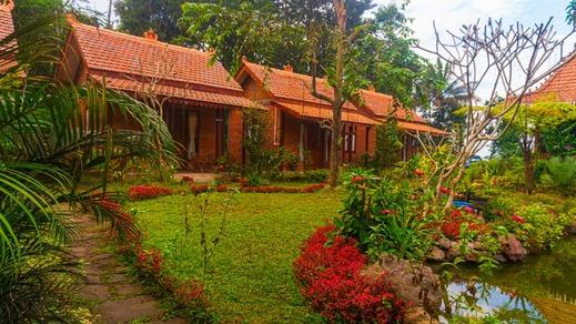Villa Mak Cik Yogyakarta - View Deluxe Room Villa Mak Cik