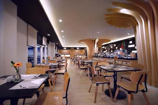 Ara Hotel Gading Serpong Tangerang - Breakfast buffet