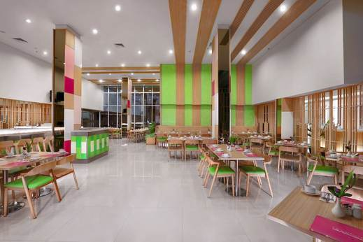 fave hotel Palembang - Restaurant