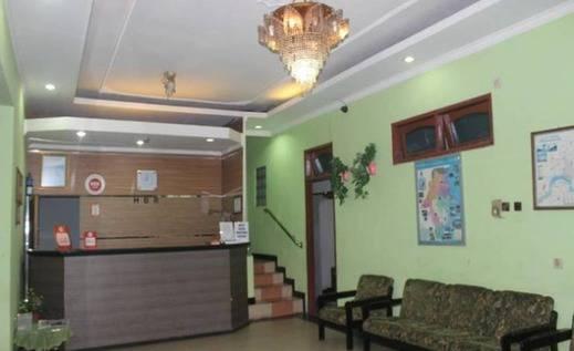 Hotel Bina Rahayu Syariah Samarinda - Lobi
