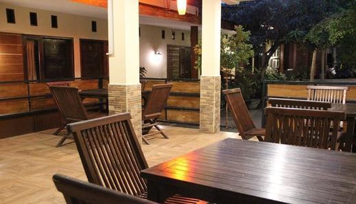 Bamboe Inn Homestay Bandar Lampung - interior