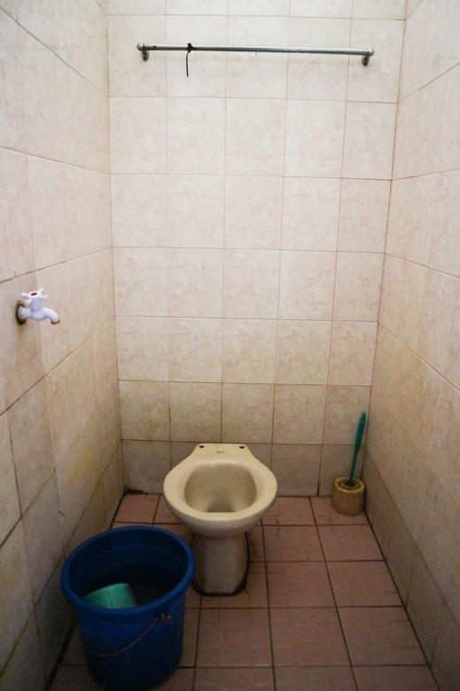 SPOT ON 2685 Hotel Surya Tanjung Pinang - Bathroom
