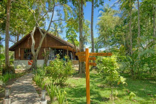 Mapia Resort Manado - Kantor / Resepsionis