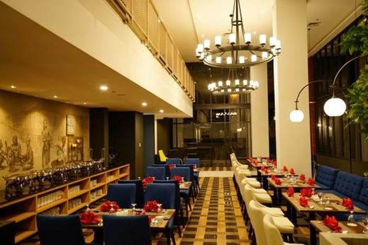 Patra Malioboro Hotel Yogyakarta - Restaurant
