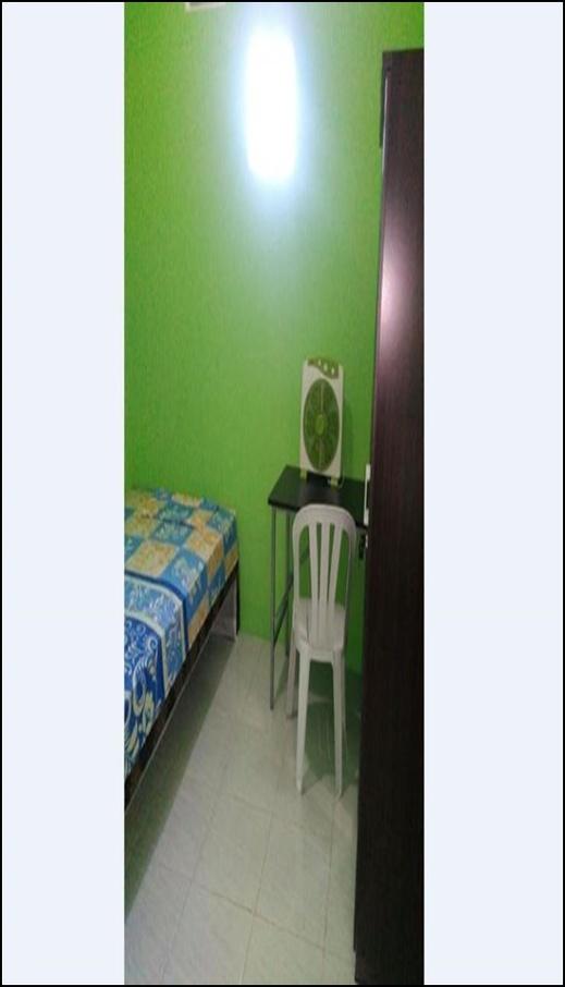 Homestay at Ekos UMY 2 Yogyakarta - room