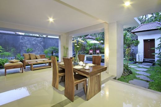 Dedary Kriyamaha Ubud - Breakfast Area