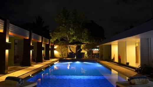 Hotel Griya Asri Lombok - Kolam Renang