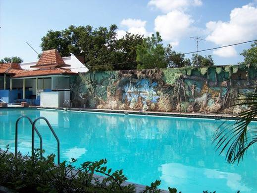 Hotel Tampiarto Probolinggo - Kolam Renang