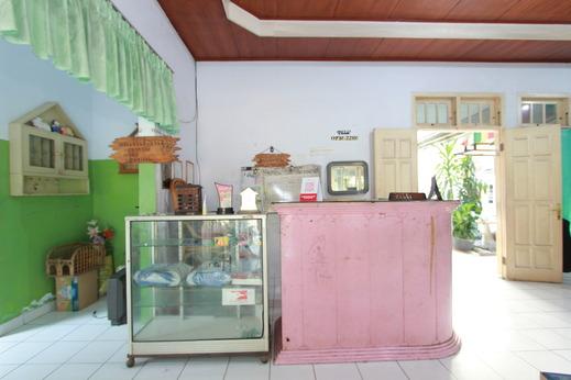 OYO 1865 Hotel Ss Syariah Bengkulu - Reception