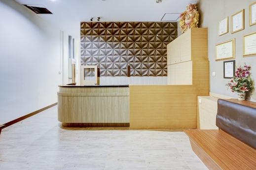 OYO 90351 Hotel Five Star 1 Batam - Reception