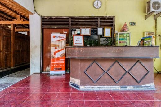 RedDoorz @ Rejowinangun Kotagede 2 Yogyakarta - Lobby