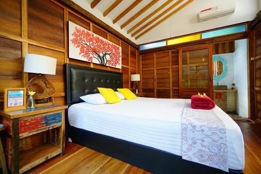 Didu's Homestay Bed & Breakfast Banyuwangi - room