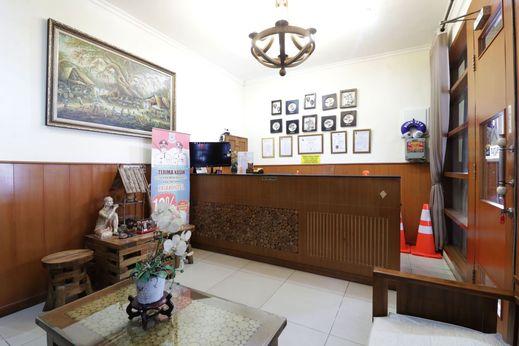 58 Guesthouse Tangerang Tangerang Selatan - Exterior