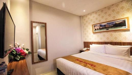 Dom Hotel Jogja Yogyakarta - Bedroom