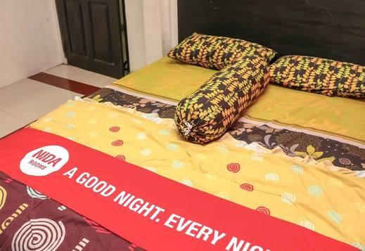 NIDA Rooms Taman Lagura Indah Jakarta - Kamar tamu