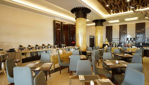 @K Hotel Kaliurang Yogyakarta - Restaurant at Lobby