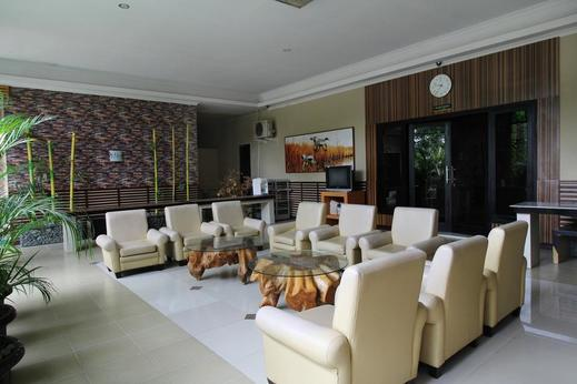 Airy Monjali Sleman Palagan Tentara Pelajar KM 9 Yogyakarta - Interior Detail