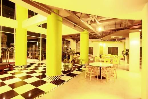 MaxOne Hotels Vivo Palembang - Dining