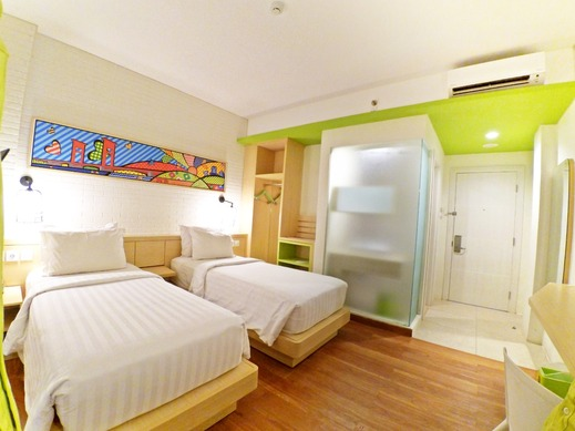 MaxOne Hotels Vivo Palembang - Superior