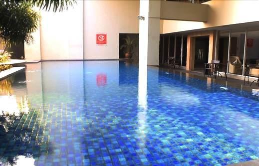 Arch Hotel  Bogor - Outdoor Pool
