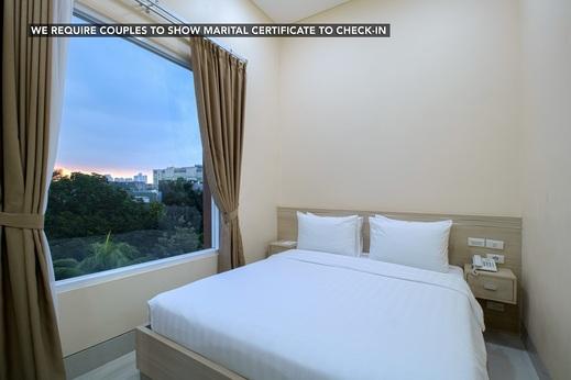 Cantik Syari Hotel Jakarta - Kamar Deluxe