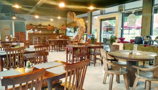 Tropico Jimbaran Bali Bali - Restoran