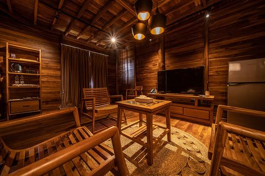 Sparks Forest Adventure Sukabumi Sukabumi - Living Room