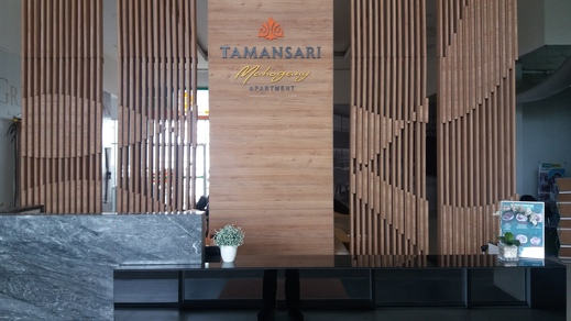 Tamansary Mahogany Apartmen Karawang - Reception