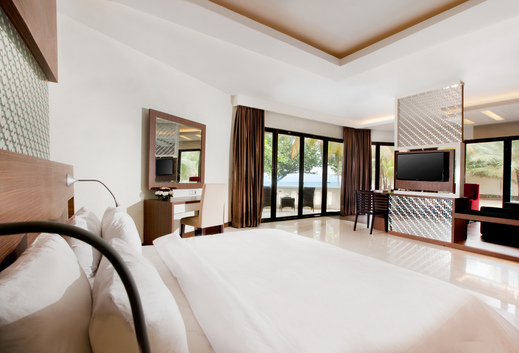 Patra Comfort Anyer - Junior suite room