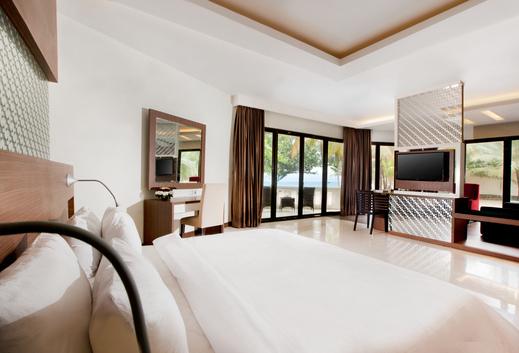 Patra Anyer Serang - Junior suite room
