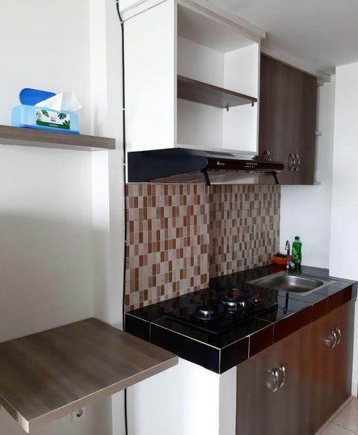 AbrahamLincoln Margonda Residence 5 Depok - interior