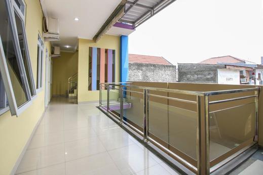 Airy Eco Syariah Cilincing Teluk Penanjung 9 Jakarta Jakarta - Terrace