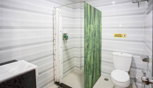 ZenRooms Denpasar Pemogan - Kamar mandi