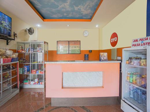 OYO 2639 Oxy Townhouse Manado - Reception