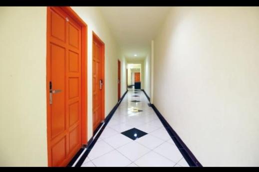 Hotel D'Mars Maros - Corridor