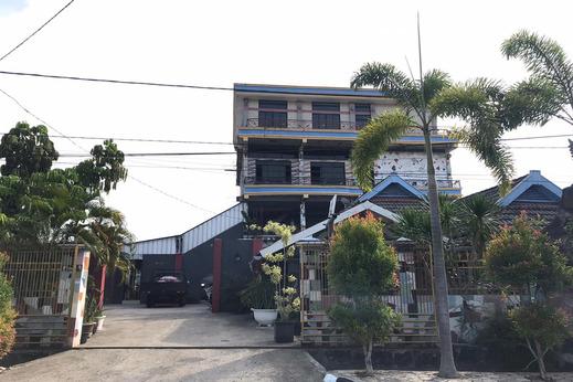 OYO 1918 Hotel Sera Indah Pangkalpinang - Facade