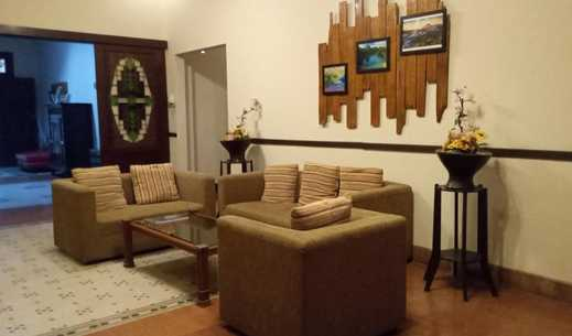 Lovender Coliving Malang - lobby