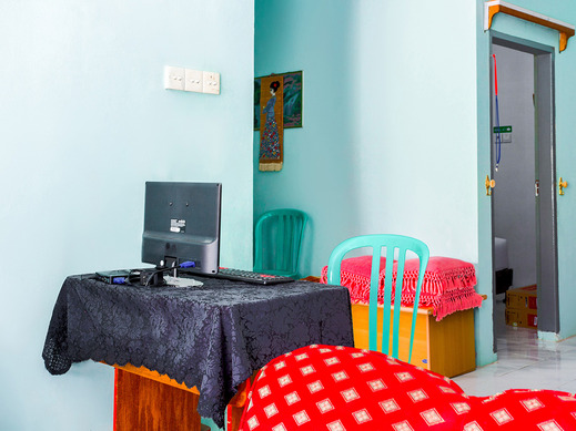 OYO 2903 Putri Residence Syariah Agam - Reception