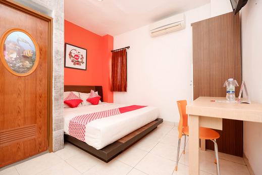 OYO 1251 Sweet Home Residence Semarang - Bedroom
