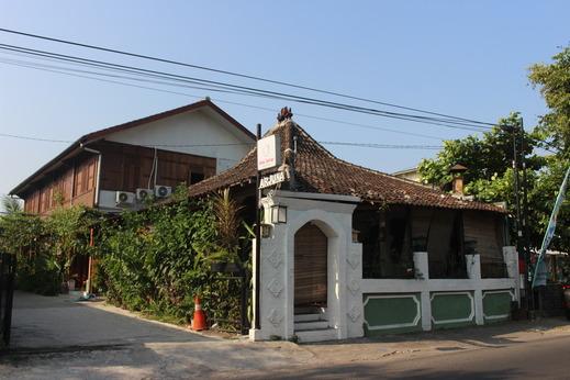 Mas Jenar Guest House Yogyakarta - exterior