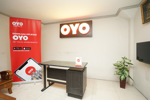 OYO 720 Griya Nina Syariah Surabaya - Reception