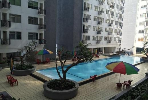 RumahKu @Jarrdin Apartemen Bandung - Pool