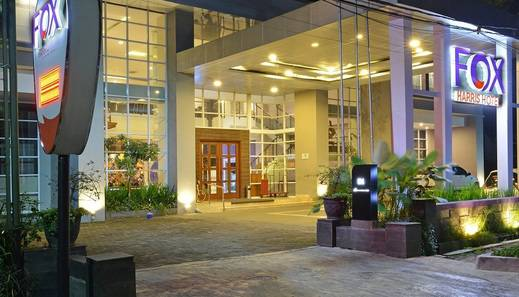 FOX HARRIS City Center Bandung Bandung - Hotel Building