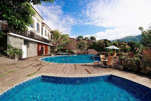 Jambuluwuk Convention Hall & Resort Batu Batu - Pool