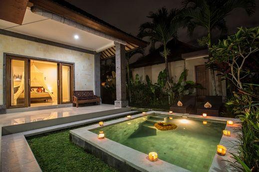 Villa Mandi Ubud - Room