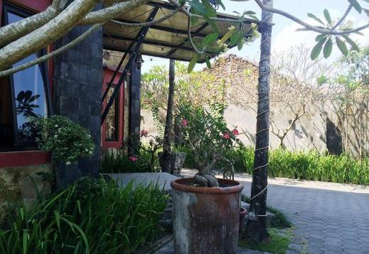 NIDA Rooms Klaten Dahlia Jogja - Pemandangan Area