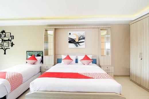 OYO 175 K-60 Residence Near RS Brawijaya Kota Surabaya Surabaya - Bedroom