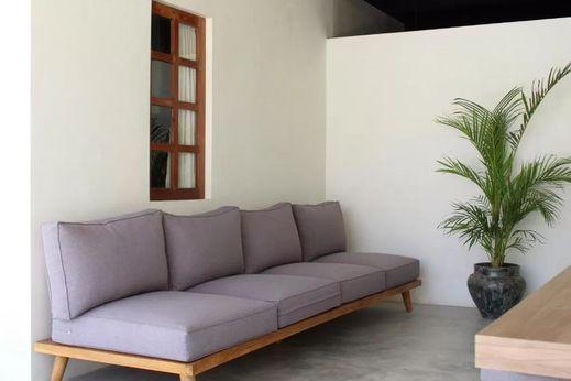 Bamba Capsule Hotel Lombok - Interior